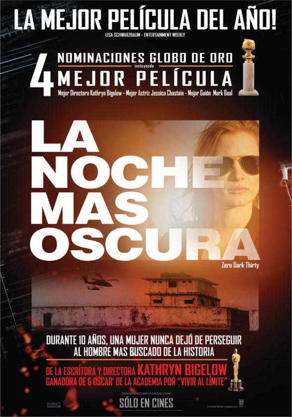La noche más oscura (2012) [Latino]