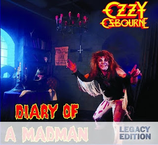 Ozzy Osbourne - 'Diary of a Madman' Legacy Edition CD Review