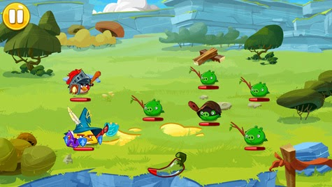 Angry Birds Epic F2P