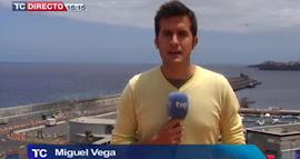 Corresponsal La Palma (RTVE) 2011-2013