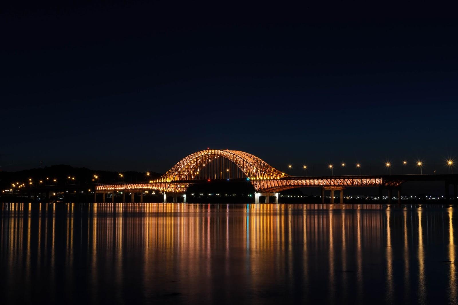 Seoul bridges