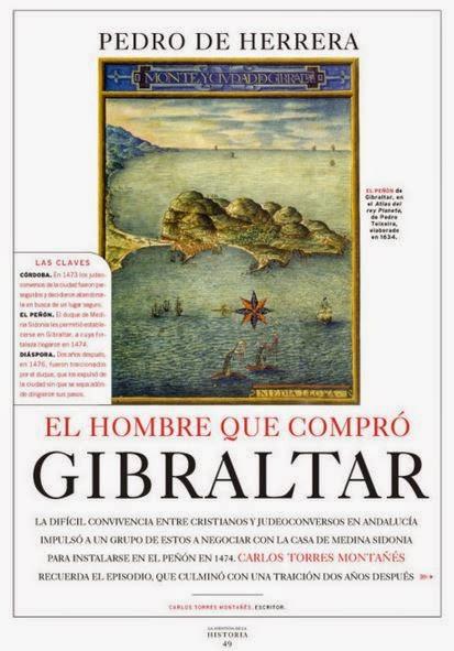 El hombre que compró Gibraltar