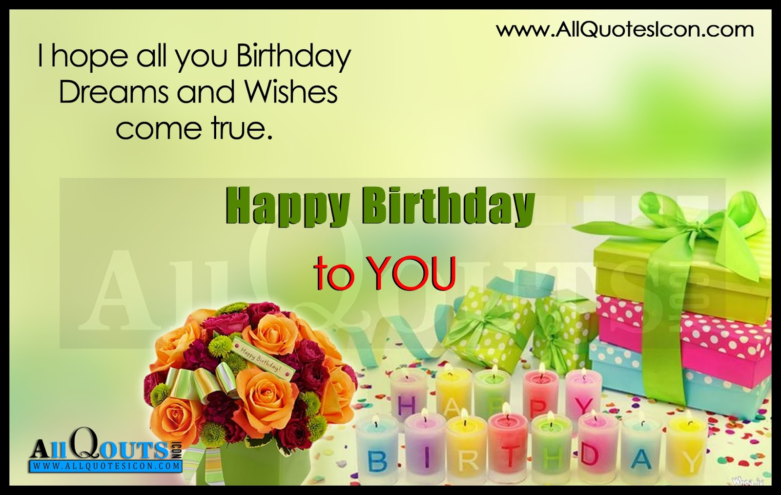 Best Birthday Greetings Images English Quotes For Friends Happy