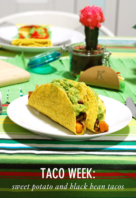 N.C is the largest producer of sweet potatoes. Enjoy eight farm-fresh and healthy recipes using the root vegetable as a starring ingredient. Sweet Potato and Black Bean Tacos from  TwinStripe Blog