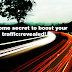 Awesome trick to boost your blog traffic