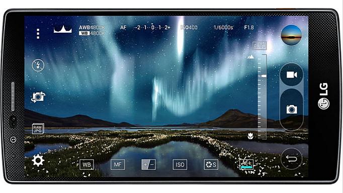 LG G4 Camera, LG G4