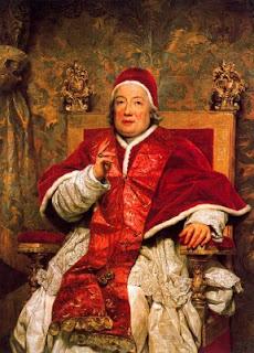 Papa Clemente XIII e Portugal Papa+Clemente+XIII