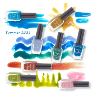 Sensique Strong & Trendy Nails Summer 2011! Hitem?