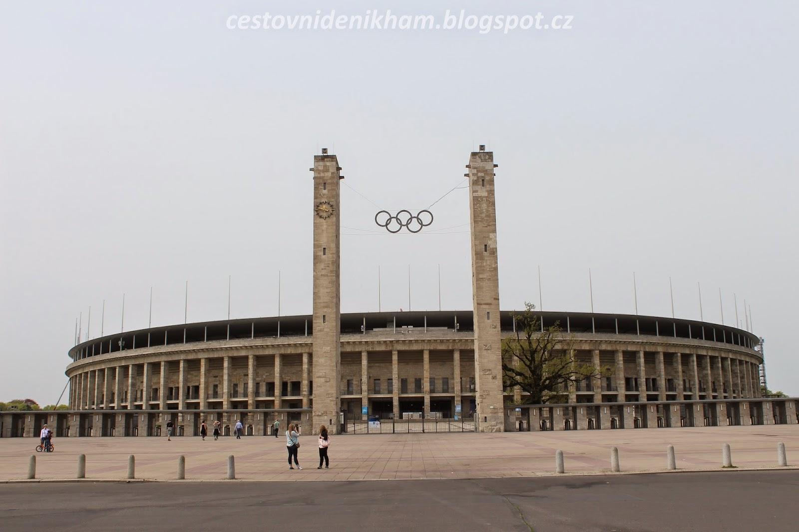 olympijský stadion // olympic stadium