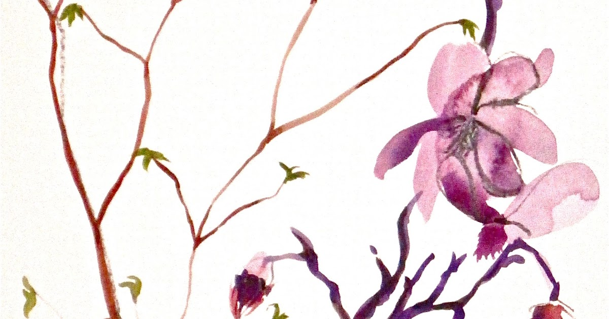 Galerry watercolor flower
