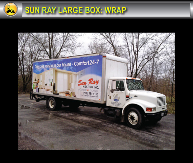 Sun Ray Large Box