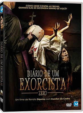 Filme Poster Diário de um Exorcista - Zero
