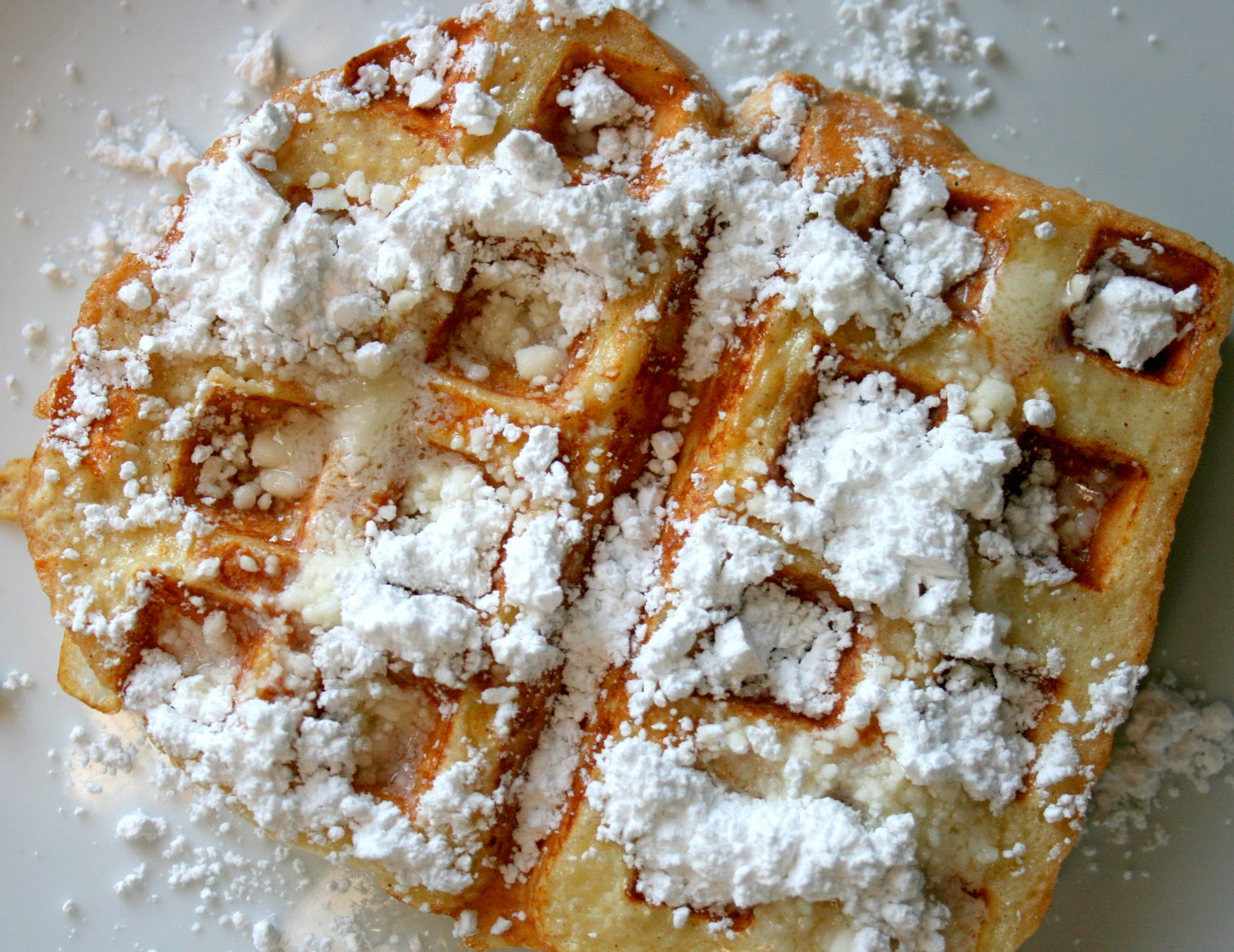 French Toast Waffles | Yippie for Yeast | Pinterest | French Toast ...