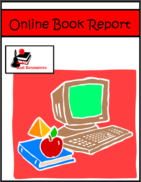 Free download - online book report with many technology options. From Raki's Rad Resources.