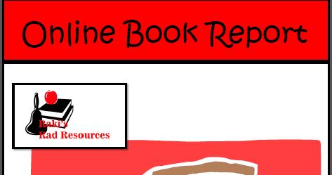 Online book report service