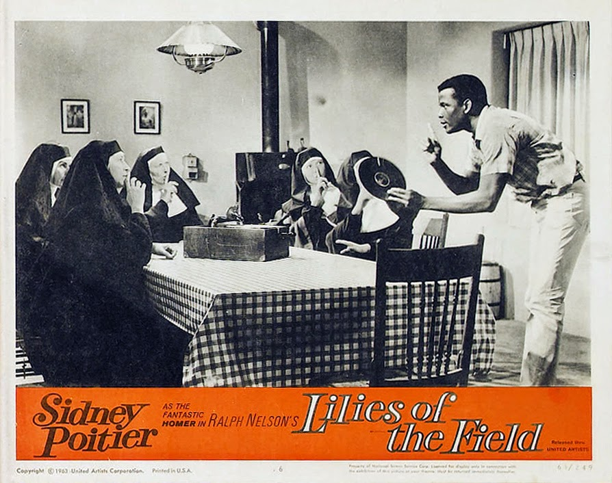 Sidney poitier movie with nuns