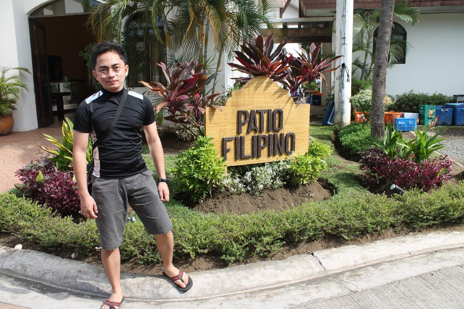 Amansinaya: Patio Filipino