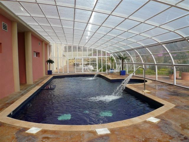 Techos y cubiertas cerramientos y cubiertas para for Cubiertas para piscinas madrid