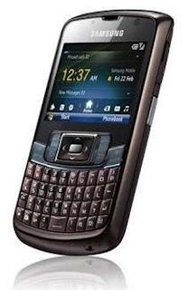 Spesifikasi Samsung GT-B7320 OmniaPRO Detail