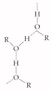 Ikatan Hidrogen pada Alkohol