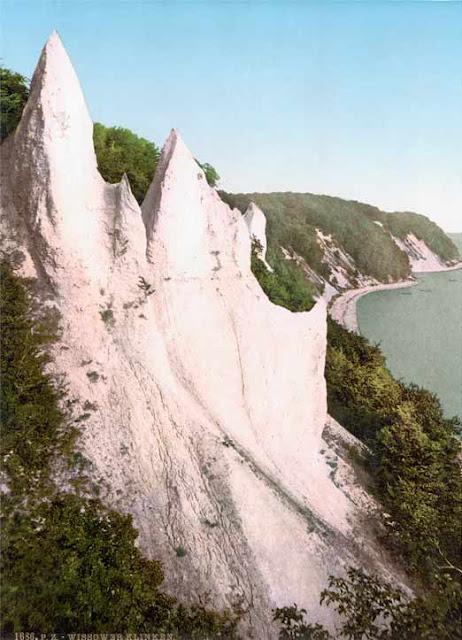 montañas de creta 1900