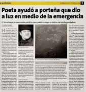 Prensa: INCENDIO DE VALPARAISO