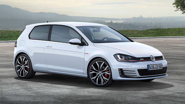 All-New Volkswagen Golf GTI