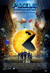 pixels o aventura digitala 2015