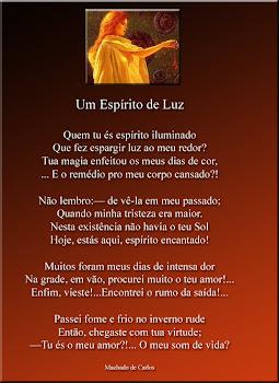 Lindo presente de Machado de Carlos -  Poeta do Amor e Luz! Gratidão, adorei!