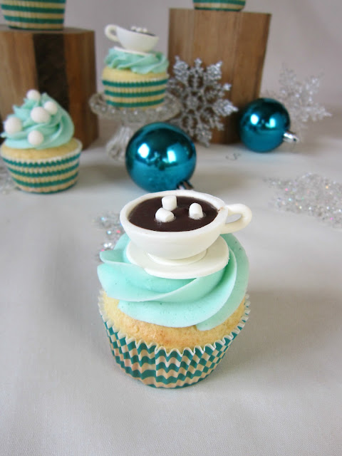 Winter Cupcake Ideas Plus Cake Pops amp More!