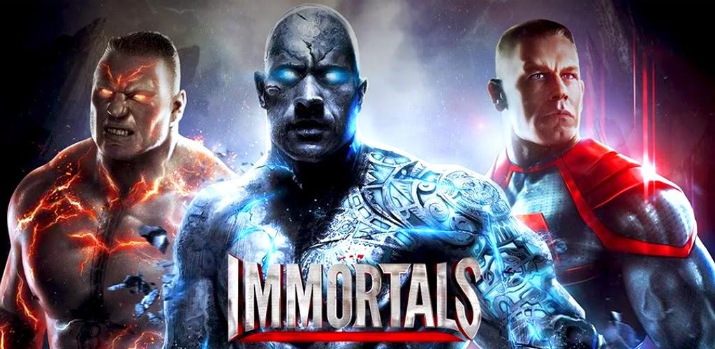 WWE Immortals v1.2.1 APK MOD Android