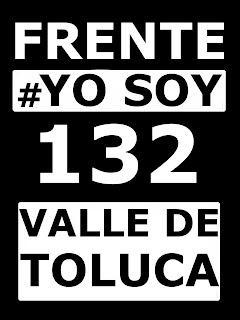 Frente YoSoy132 del Valle de Toluca