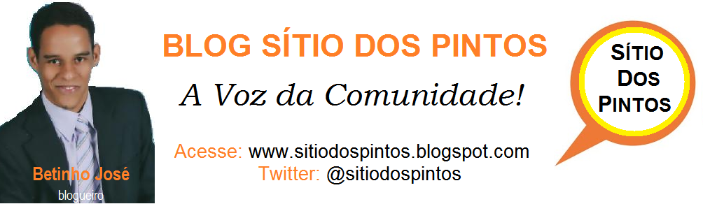BLOG DO SÍTIO DOS PINTOS