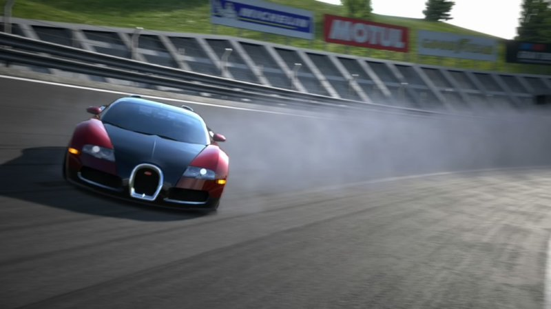 The Turismo Post: GT5: How to get a Bugatti Fast