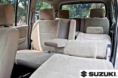interior mobil suzuki apv luxury