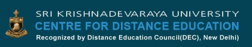 Krishnadevaraya University MA, MBA, MCA, B.Ed., BA, BCom, BSc Result 2013