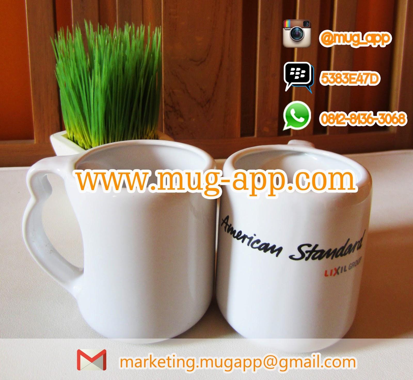 Mug American Standard