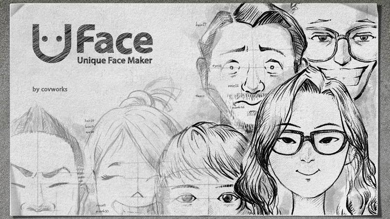 Aplikasi edit foto keren UFace Android