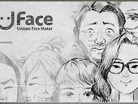 Aplikasi UFace Android - Sketsa Wajahmu Layaknya Pelukis Profesional