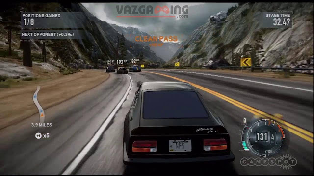Need For Speed The Run Gameplay 3