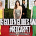 THE 2015 GOLDEN GLOBES AWARDS RED CARPET ARRIVALS