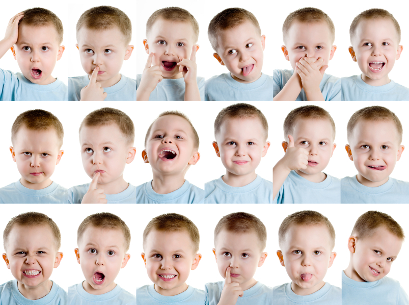 Facial Expressions And Gestures 21