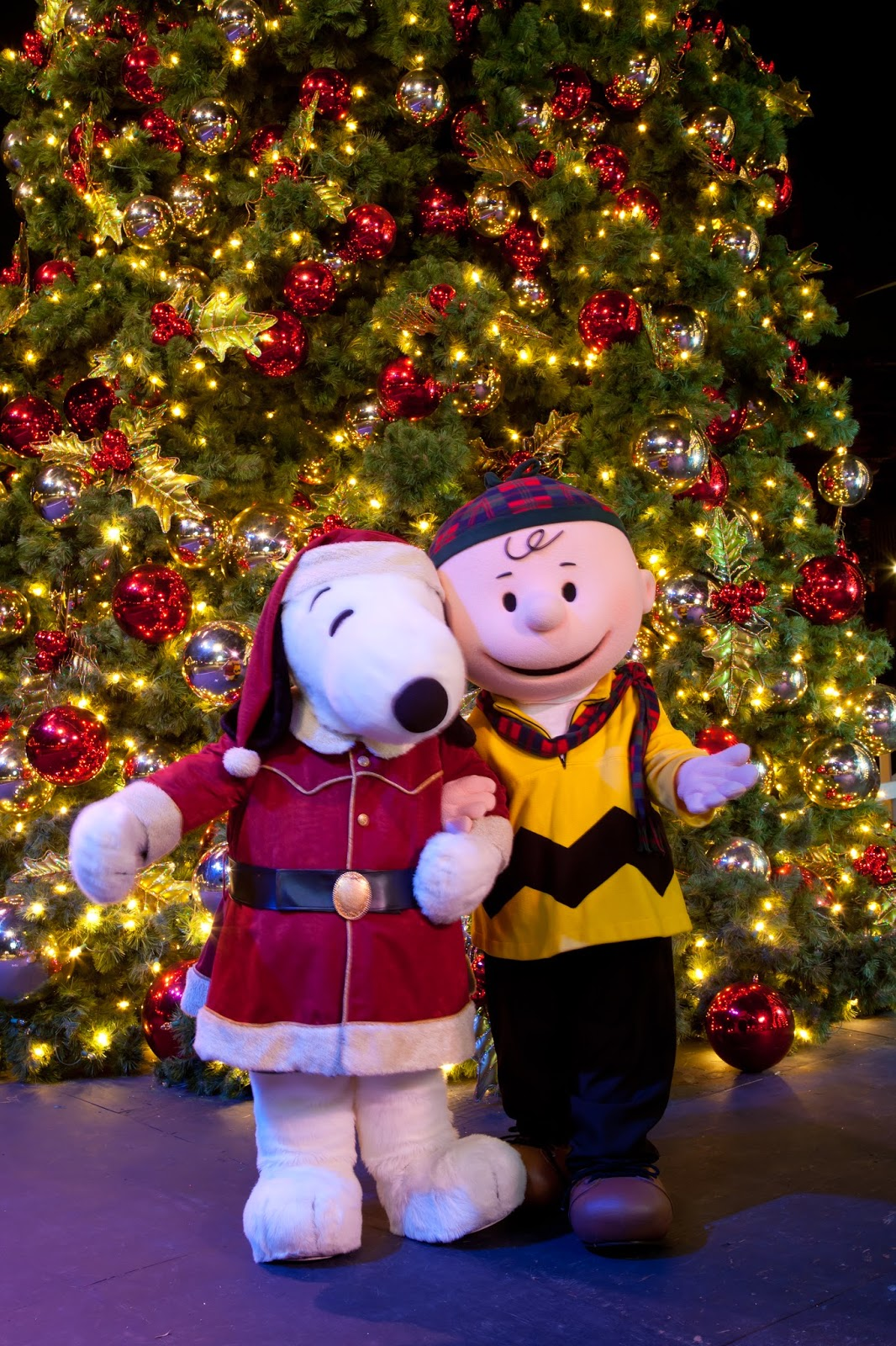 Be Brave, Keep Going: Knott's Berry Farm at Christmas #MerryFarm