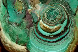 Malachite the green beauty