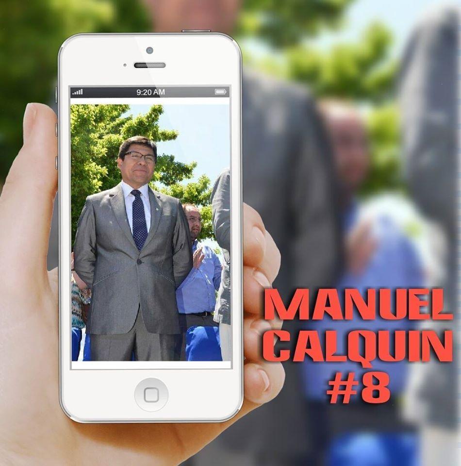 Manuel Calquin