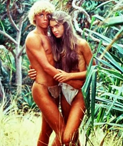 Casal do filme A Lagoa Azul anos atrás