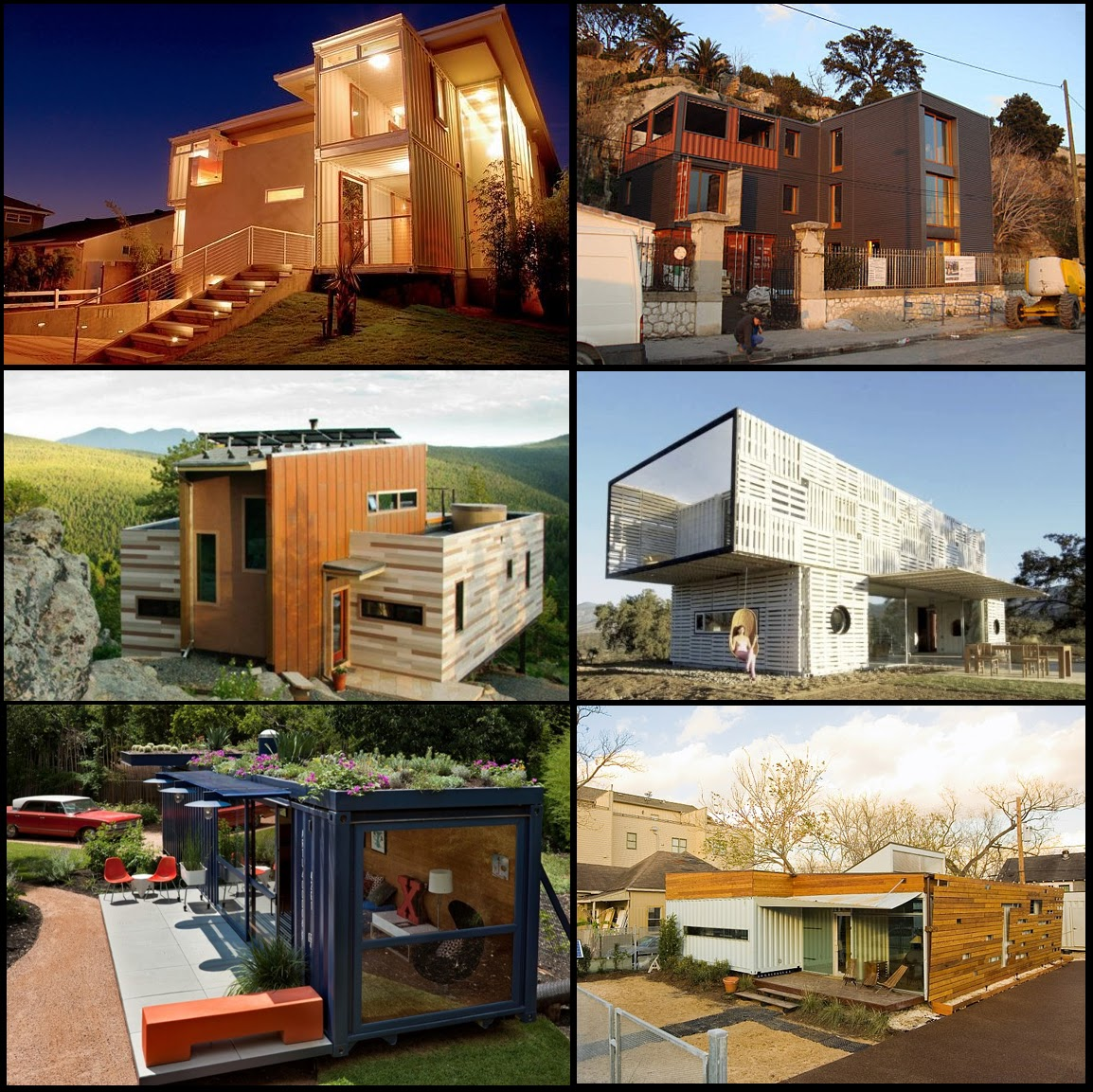 Container houses constru es sustent veis conhe a as for Container casa
