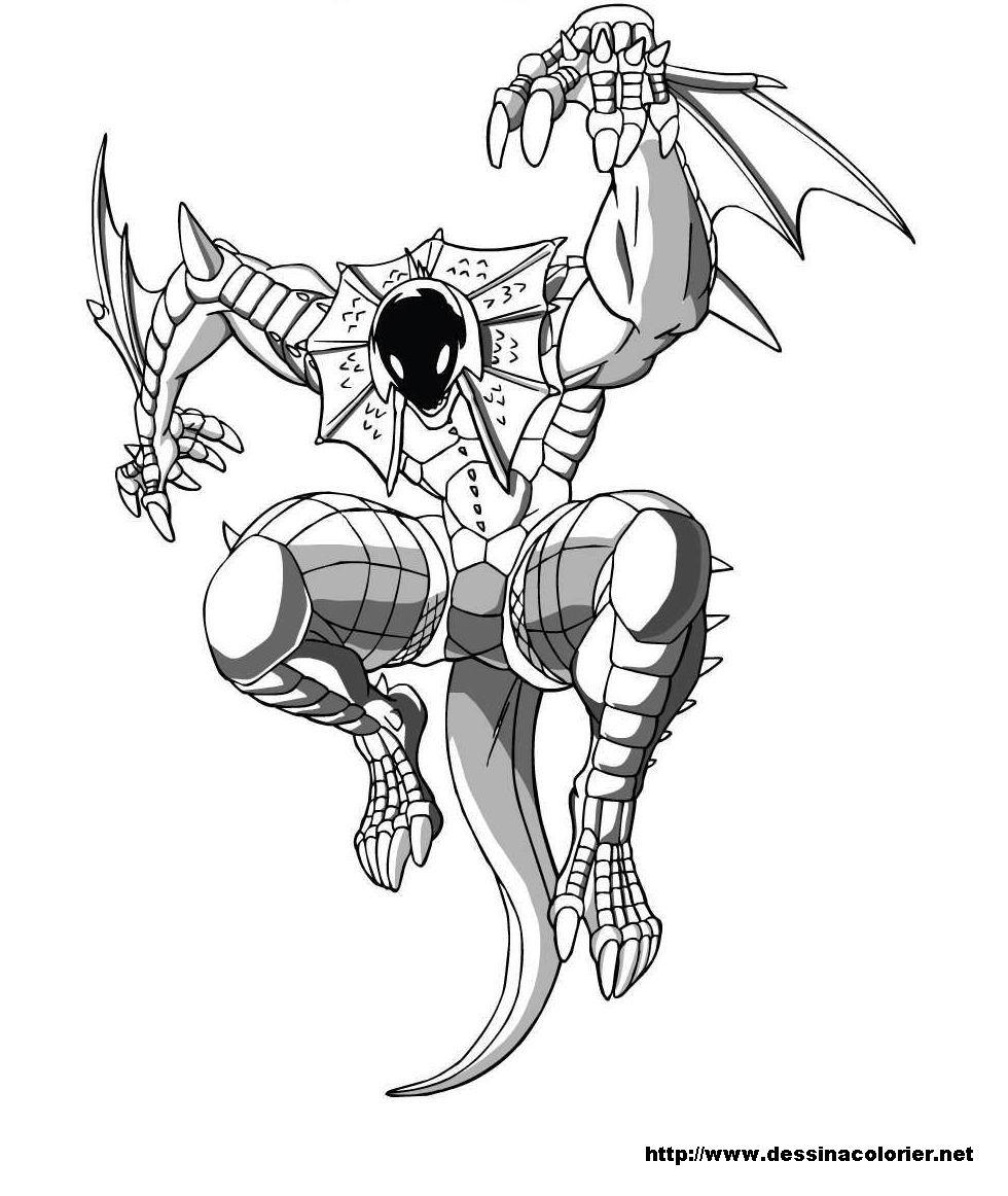 Bakugan dibujos para coloreardibujos para colorear de tus - Bakugan coloriage ...