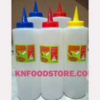 Botol-Plastik-Lancip-Ukuran-Besar-Untuk-Mayonaise-dan-Saus