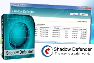 Aplikasi/Software Gratis: Shadow Defender